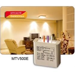 Yokis - Télévariateur Encastré 500W - Réf. : MTV500E