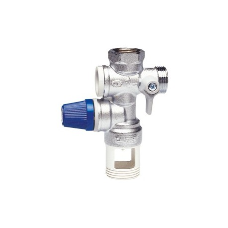 Thermador - Groupe de sécurité Siège Inox - 526152 3/4 NF - Réf : TMRGSI