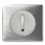 Legrand - Va et Vient silencieux - Ensemble Aluminium complet à Griffes - Réf : A017G