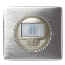 Legrand - Interrupteur automatique toutes charges - Ensemble Aluminium complet à Griffes - Réf : A035G