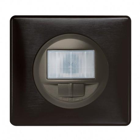Legrand - Interrupteur automatique toutes charges - Ensemble Carbone complet - Réf : C035