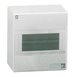 Schneider - Mini coffret Opale - 16 pas 8 modules - Réf : 13398