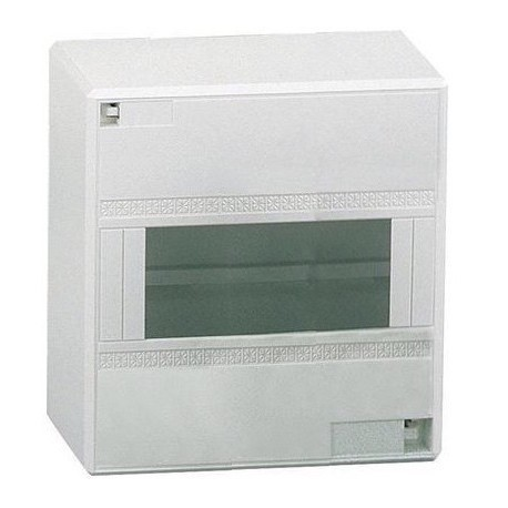 Schneider - Mini coffret Opale 16 pas 8 modules - Réf : 13398