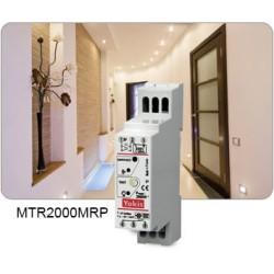 Yokis - Télérupteur Temporisé Modulaire RADIO 2000W - Réf : MTR2000MRP