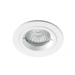 Europole - BE BEST 1/4 tour - IP 44 230 V - fixe - blanc - Réf : SEET 234400