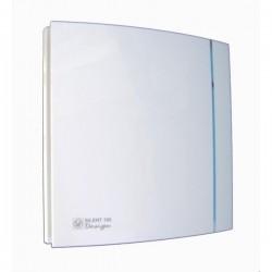 Unelvent - Aérateur ponctuel - Silent 100 CZ - Réf : 402884