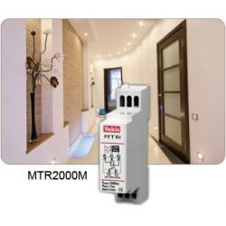 Yokis - Télérupteur Temporisé Modulaire 2000W - Réf : MTR2000M