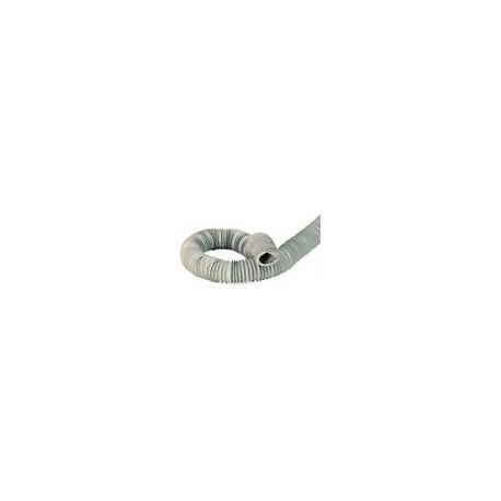 Atlantic - Conduit souple PVC - Diamètre 125mm - Longueur 6m - Réf : 423037
