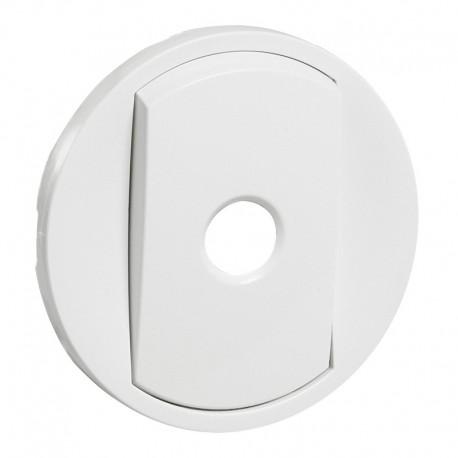 Legrand Céliane - Enjoliveur - VV Intuition - Doigt Large Blanc - Réf : 068012