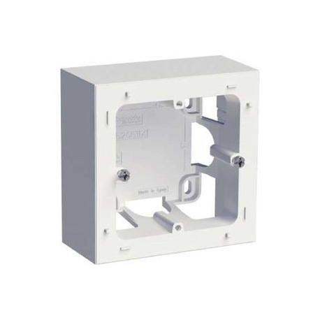 Schneider Odace Styl - Boîte pour montage en saillie - 1 Poste - Réf : S520762