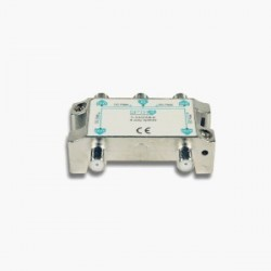 Fracarro - Repartiteur 4 sorties 5-2400 Mhz - Réf : SPTR4
