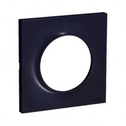 Schneider - Odace Styl, Plaque Anthracite 1 Poste - Réf : S540702