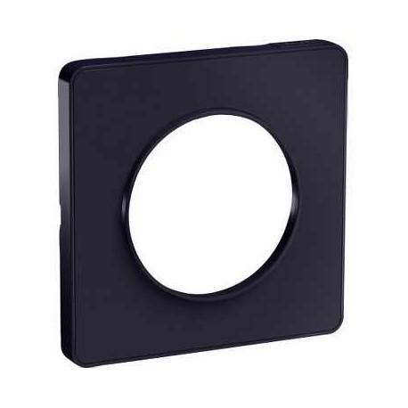 Schneider - Odace Touch, Plaque Anthracite 1 Poste - Réf : S540802