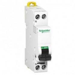 Schneider - Disjoncteur DT40 1P+N - 20A - 6kA - courbe C - Réf : A9N21026