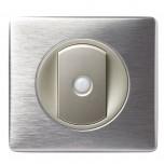 Legrand - Va et vient Intuition - Ensemble Aluminium complet - Réf : A016