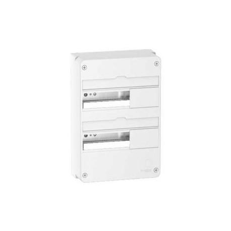 Schneider - Resi9 - coffret 13 Modules - 2 Rangées - Réf : R9H13402