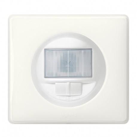Legrand Céliane - Interrupteur automatique toutes charges - Ensemble Blanc complet - Réf : 099569