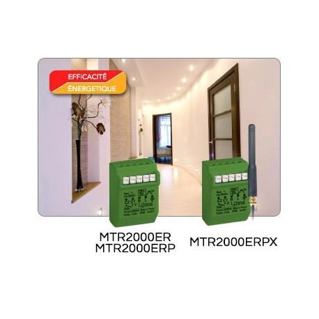 Yokis - Télérupteur Temporisé Radio 2000W - Code article : 5454463 - Réf : MTR2000ERPX
