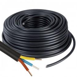Câble U1000 R2V CU - 3G1.5 mm² - Couronne de 100m - Réf : 20039023