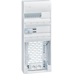 Hager - Coffret VDI 2R-26M Gr.3TV - Réf : TN415