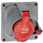 Legrand - Prisinter fixe Hypra IP44/55 32A - 380V~ à 415V~ - 3P+T - plastique - Réf : 052903