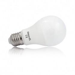 Vision-EL - Ampoule LED 12W bulb E27 6000°k - Réf : 7386
