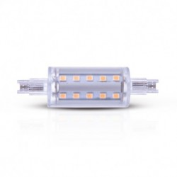 Vision-EL - Ampoule LED R7S 5W 78mm 6500°k - Réf : 79842