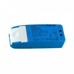 Vision-EL - Alimentation pour LED 18W Dimmable par coupure de phase 12-40V - Réf : 7544