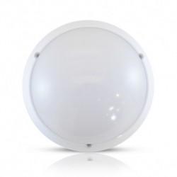 Vision-EL - Plafonnier LED Hublot 18W 230V 3000°k + sensor hf boite IP65 classe 2 - Réf : 7789