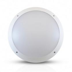 Vision-EL - Plafonnier LED 20W 230V 4000°k boite IP65 classe 2 2000 lumen + sensor - Réf : 7788201