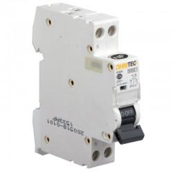 Ohmtec - Disjoncteurs 1 P + N 16A 3kA - Réf : 423226