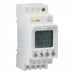 Ohmtec - Horloge digitale programmable - Réf : 423440