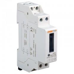 Ohmtec - Compteur électrique monophasé - Réf : 423436