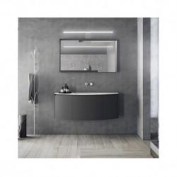 Vision-EL - Applique LED miroir salle de bain 8W 4000°k IP44 400 mm - Réf : 75761