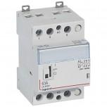 Legrand - Contacteur de puissance CX³ bobine 230V~ - 3P 400V~ - 63A - contact 3F - 3 M - Rèf : 412550