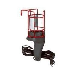 Legrand - Baladeuse domestique 230V 100W à panier métal IP20 avec fiche 2P et cordon 5m - Réf : 091270