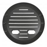 Legrand - Enjoliveur Céliane pour carillon d'ambiance - finition graphite - Réf : 067987
