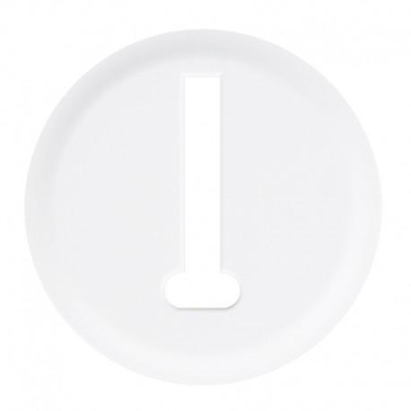Legrand Céliane - Enjoliveur - Prise Téléphone 8 Contacts - Blanc - Réf : 068238