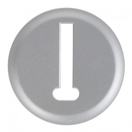 Legrand Céliane - Enjoliveur - Prise Téléphone 8 Contacts - Titane - Réf :068538