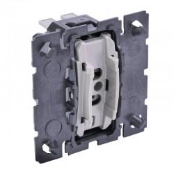 Legrand - Interrupteur ou va-et-vient ou commande de VMC Céliane 10AX 230V~ - Réf : 067001