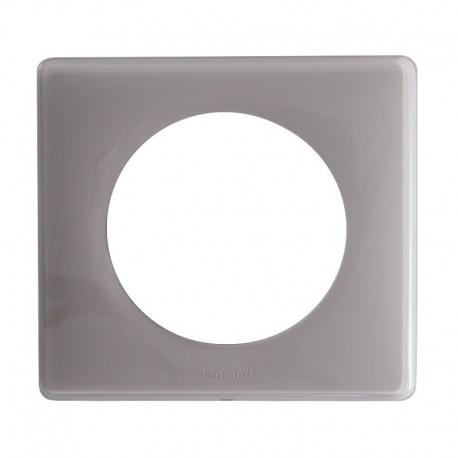 noir legrand 066681 1 poste plaque c/éliane
