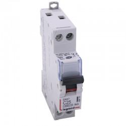 Legrand - Disjoncteur DNX³ 4500 - vis/vis - U+N 230V~ 25A - 4,5kA - courbe C - 1 module - Réf : 406776