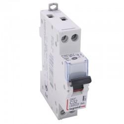 Legrand - Disjoncteur DNX³ 4500 - vis/vis - U+N 230V~ 32A - 4,5kA - courbe C - 1 module - Réf : 406777
