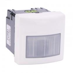 Legrand Mosaic - Ecodétecteur de mouvement pour minuterie - ECO 1 - 2 fils - blanc - Réf : 078457