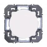 Legrand - Obturateur dooxie finition blanc - Réf : 600044