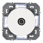Legrand - Prise TV simple étoile blindée dooxie finition blanc - Réf : 600351