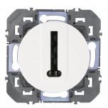 Legrand - Prise téléphone en T dooxie finition blanc - Réf : 600368