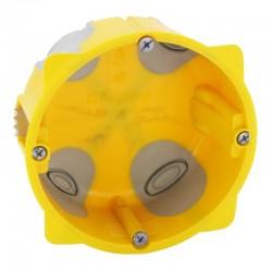 Legrand - Boîte monoposte Ecobatibox pour prise 20A et 32A Ø85mm - profondeur 40mm - Réf : 080086