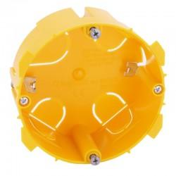 Legrand - Boîte Batibox - cloison sèche - pour prise 20 et 32 A - 1 poste - prof. 40 - Réf : 089348