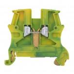 Legrand - Bloc jonction Viking 3 - pour cond de protect pied métal - rail sym - pas 5 - Réf: 037170